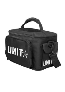 Unit 12L Trucker Box Cooler Bag - Black