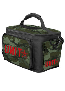 Unit 12L Trucker Box Cooler Bag - Camo