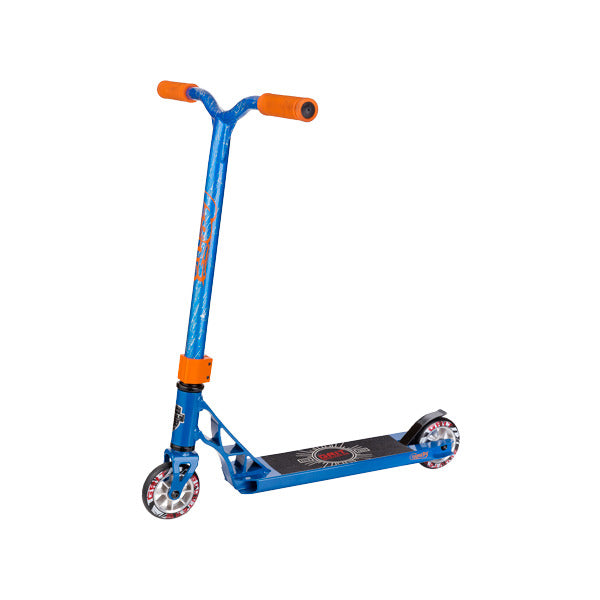 Grit Fluxx Mini Satin Blue / Blue Silver Laser Scooter MY17/18