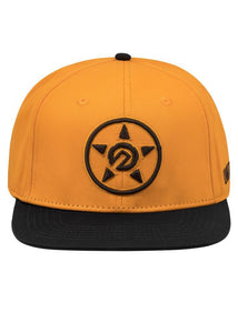 Unit Province Snap Back Cap - Yellow
