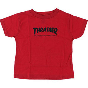 Thrasher -  Toddler Tee - Red