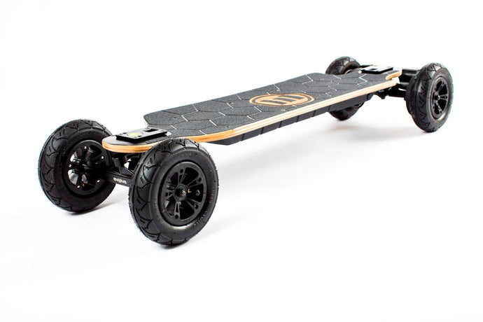 Evolve Bamboo GTX Series All Terrain - Black