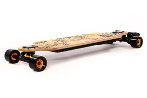 Evolve Bamboo GT Series Street - 83mm