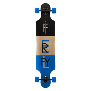 "FIREFLY - 43 x 10"" LONG BOARD WITH DROP THROUGH"