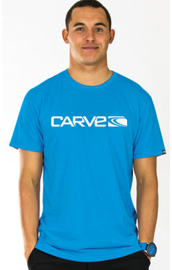 CARVE BREAK DOWN MENS SS T-SHIRT COTTON JERSEY