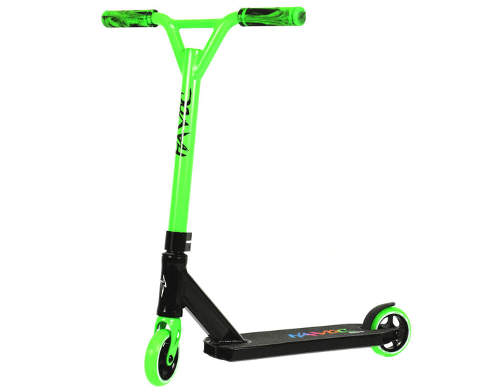 Havoc Mini Complete Scooter - Green