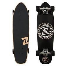 Z-Flex Skateboard Complete Dos Flamingos ZFLEX Cruiser Post