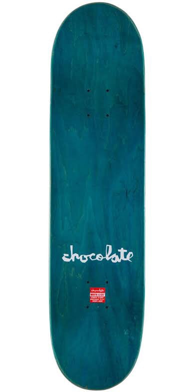 Globe - Elijah Berle Chocolate Deck door hangers