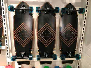 Z flex cruiser - Black diamond