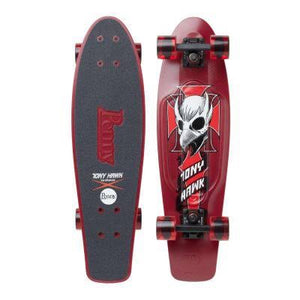 Penny Maroon Tony Hawk Birdhouse Collaboration Series - 27 Inch Cruiser Complete