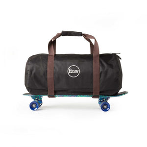 Penny Duffle Bag - Black & Brown
