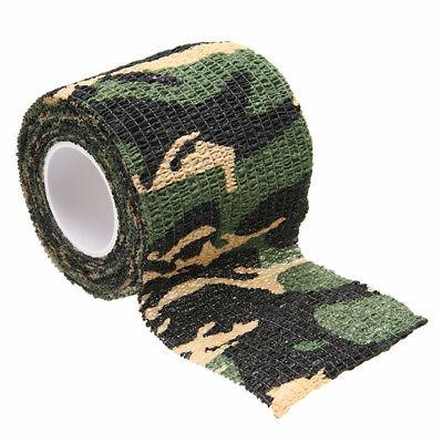 Tape Wrap Forest Camouflage