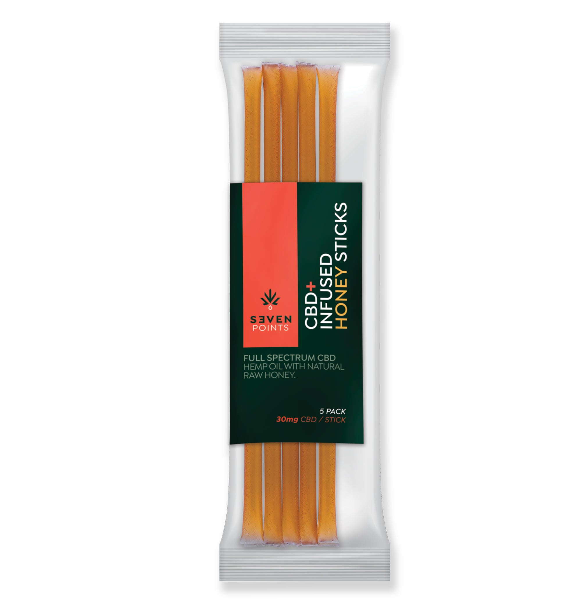 CBD INFUSED HONEY STICKS