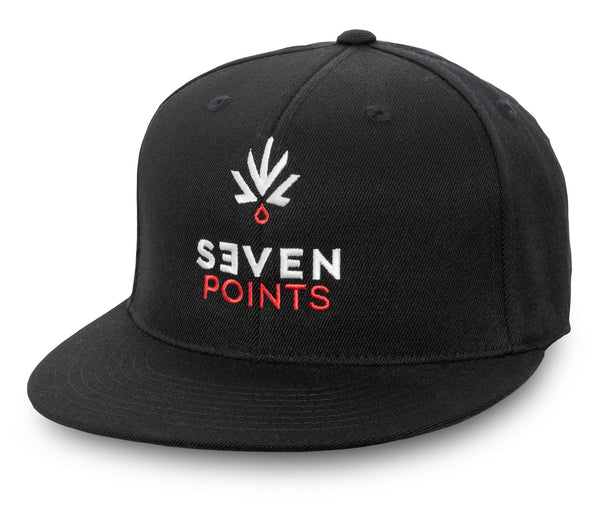 Seven Points CBD Flexfit hat