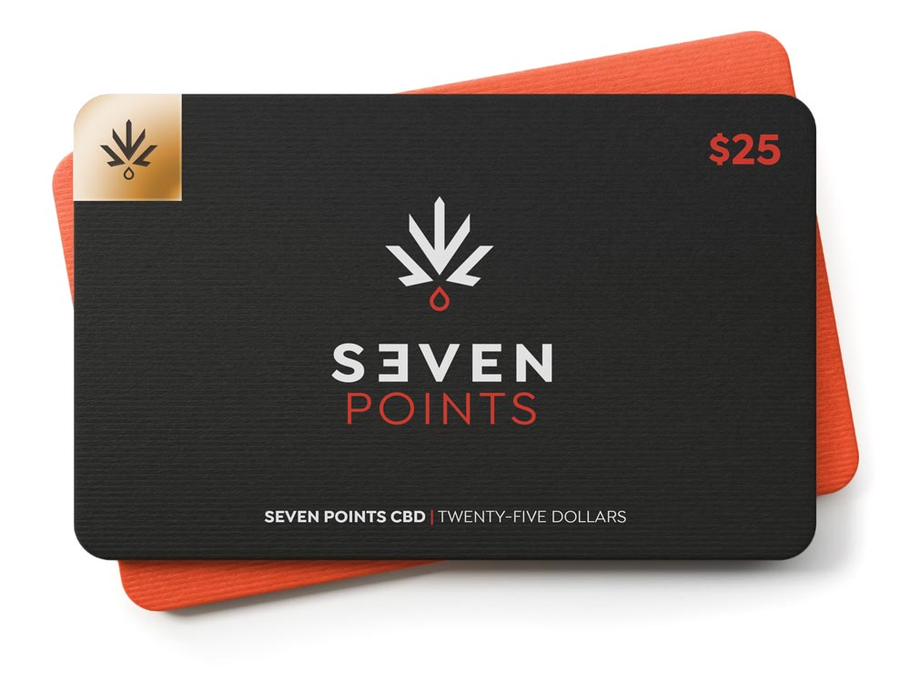 Seven Points Gift Card