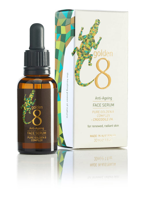 Golden8 Crocodile Oil Face Serum