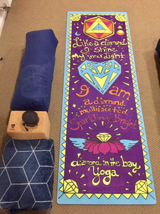 Eco Rubber Yoga Mat