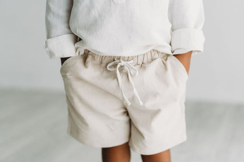 BODHI  shorts in SAND