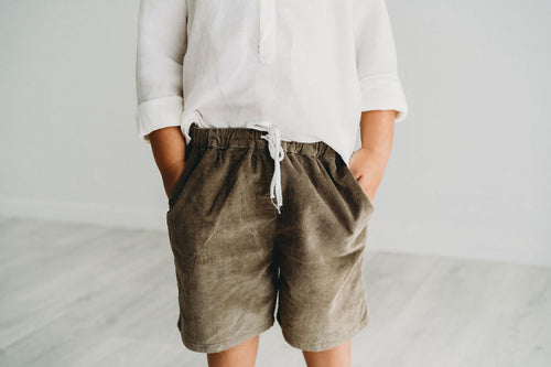 BODHI shorts in FOREST