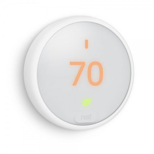 Nest T4001ES Thermostat E, White