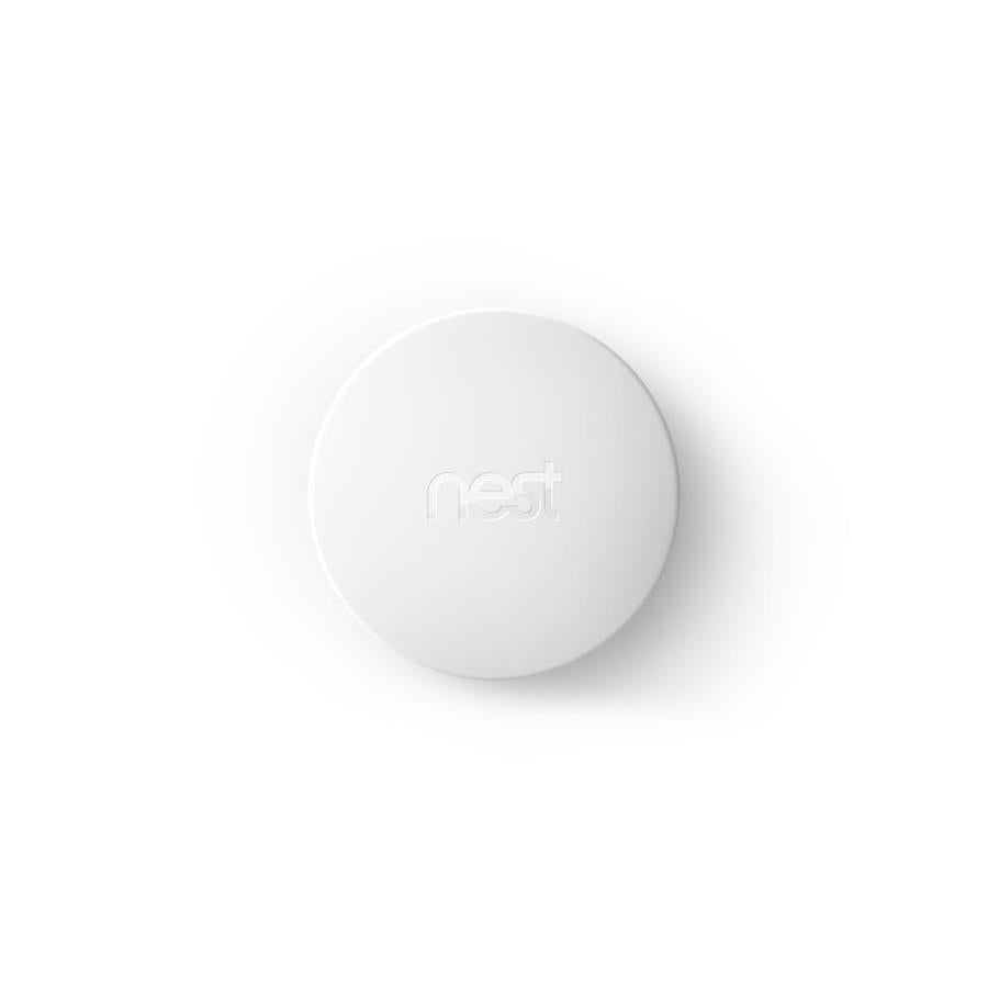 Nest White Temperature Sensor Thermostat with Built-In WiFi