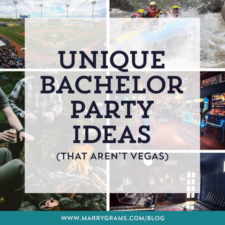 Unique Bachelor Party Ideas (That Aren't Vegas)