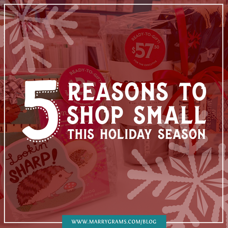 5 Reasons to Shop Small this Holiday!