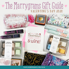 The Marrygrams Gift Guide - Valentine's Day 2020