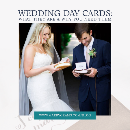 Wedding Day Cards - What They Are & Why You Need Them