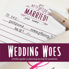 Wedding Woes - Cancellations & Coronavirus