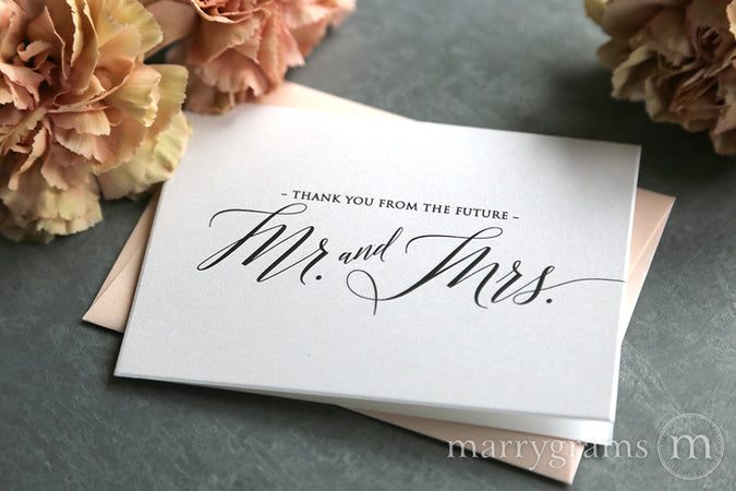 How to Write The Perfect Wedding Thank You Notes