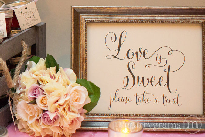 Traditions We Love: Wedding Favors