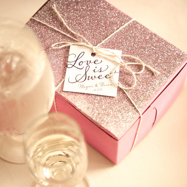 Custom favor tags personalized for your wedding, bridal shower, baby shower - fast!