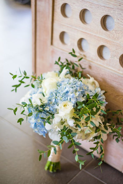 hydrangea wedding flowers