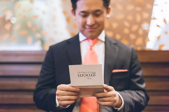 Groom Roles and Responsibilities