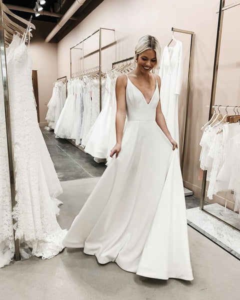 wedding dress shopping trial bride to be