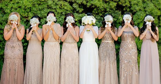 bridal party finances