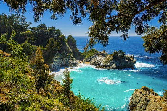 carmel california mini-moon destination