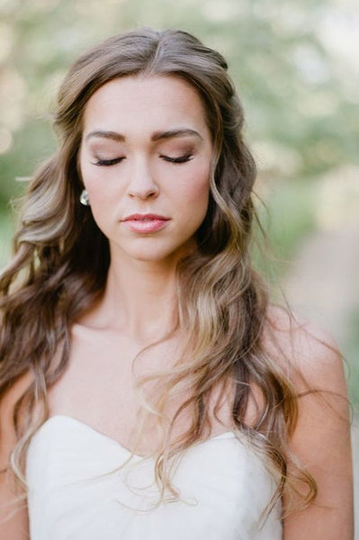 2019 wedding trends hair and makeup