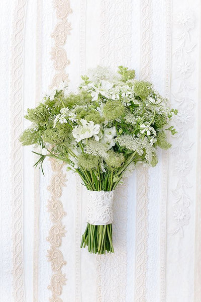 queen anne's lace wedding flowers