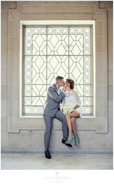 city hall wedding venue inspiration elopement