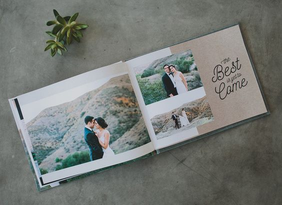 paper anniversary gift ideas photo book