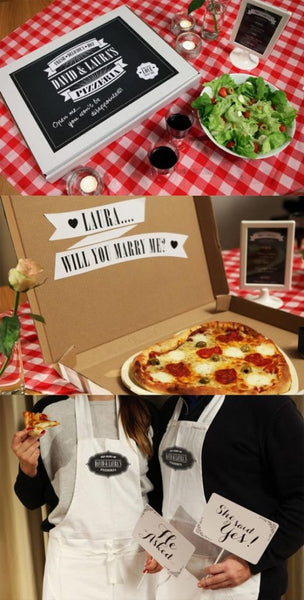 proposal ideas pizza