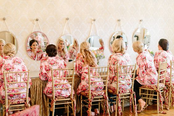 bridal party responsibilities