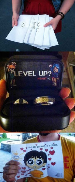 proposal idea gamer
