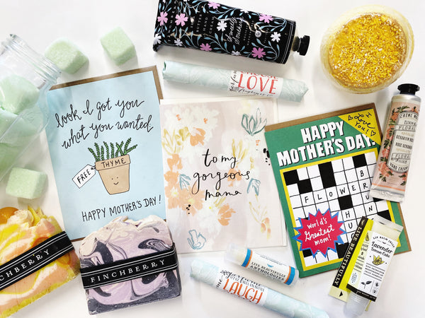 self care queen mama mothers day gift bundle
