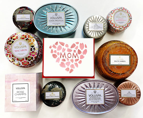 candle loving mom gift bundle mothers day