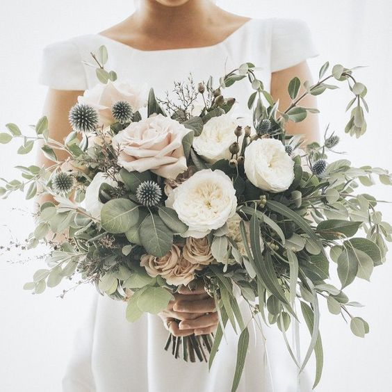 2019 wedding trends flowers greenery