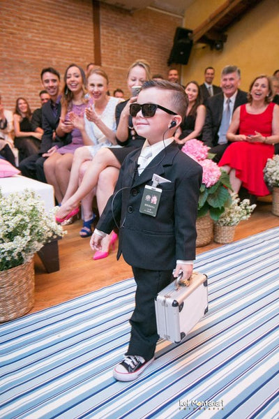 ring security ring bearer funny clever wedding