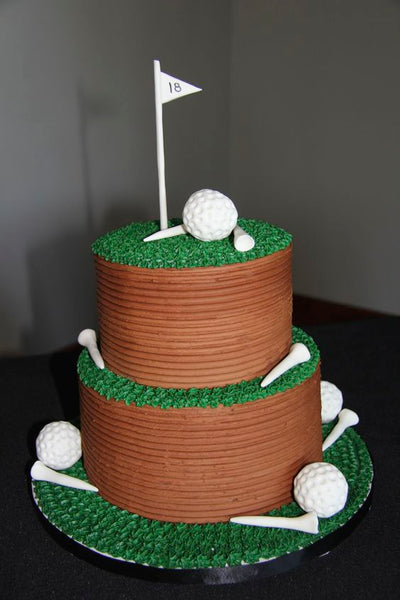 golf groom cake unique sports